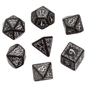 Elven Q Workshop DIce