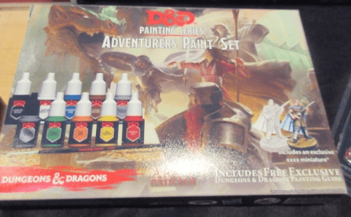 Adventurer's Paint Set GF9