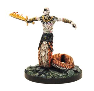 Ras Nsi Miniature by Gale Force 9