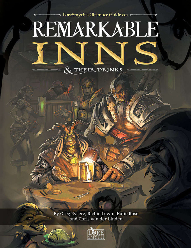 Remarkable Inns Cover