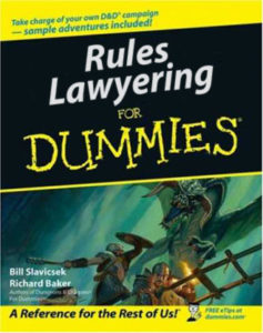 Rule Lawyer