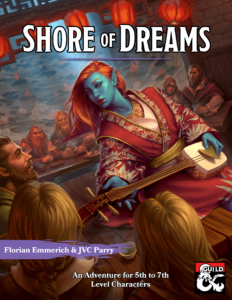 Shore of Dreams Cover
