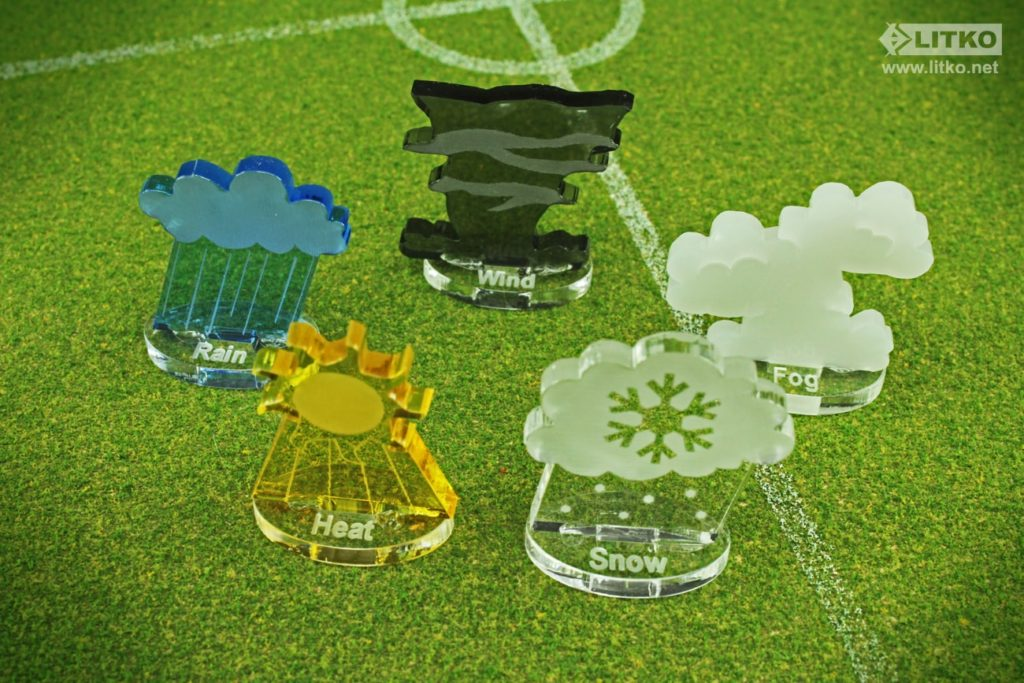 Litko Weather Effect Marker Set 1