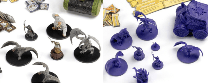 Tomb Of Annihilation Painted Unpainted Miniatures
