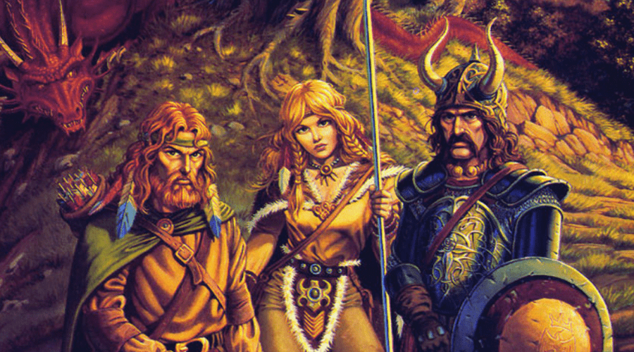 New Dungeons & Dragons Movie in 2021