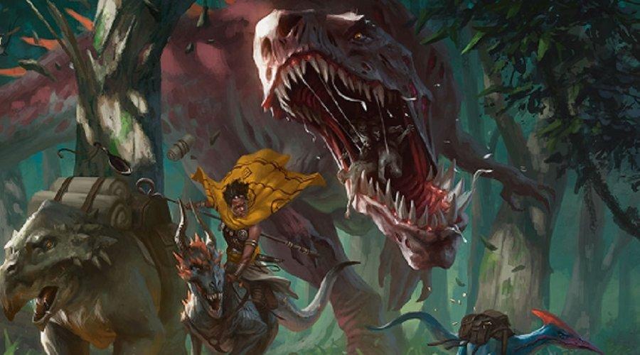 D&D Monstrous Races Header