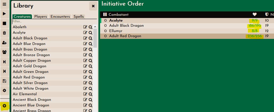 Improved Initiative | The DM's Tavern