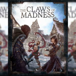 Claws of Madness Cover